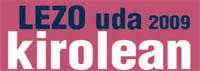 UDA KANPAINA 2009