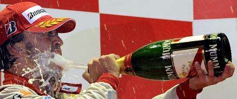 El anuncio del fichaje de Alonso por Ferrari, inminente