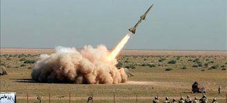 """Irán lanza """"con éxito"""" varios misiles de largo alcance"""