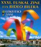 Trigésimo primero encuentro de cine y video en euskera