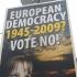 Irlanda celebra el segundo referendum sobre el tratado de Lisboa