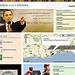 Obama visits Ghana
