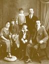 Lako familia - La famille Lako - Argentina, 1929
