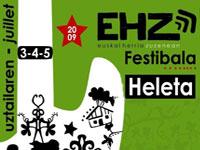 Euskal Herria Zuzenean festibala Heletan