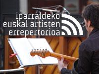 Euskal artisten eta eragile artistikoen errepertorioa