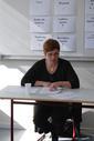 Marie-Agnès Gorostiague irakurle