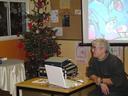 Claude Labat Olentzeroz mintzo (2005/XII/15)