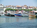 Donibane Lohizuneko portua  -  le port de Saint-Jean-de-Luz