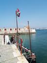 Brokoa Zokoako portuan  -  Brokoa au port de Socoa