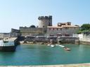 Zokoako portua  -  le port de Socoa