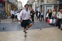 """Zpeiz mukaki - Animation dans les rues de Bordeaux autour de l'expo """"Les mondes basques"""""""
