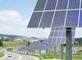 Paneles solares junto a una carretera ©Reporters