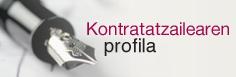 Kontratatzailearen profila