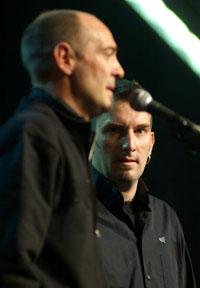 Andoni Egaña - Actuel champion des bertsularis du Pays Basque - Azken bertsularien txapelketaren irabazlea