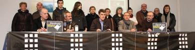 Los cinco imputados de Egunkaria sólo aceptarán la absolución