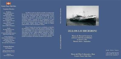 'Beraiek egin zuten' liburua: Jose C. Paz herriko euskal historia Alvarez Vazquez lantegia medio kontatuta