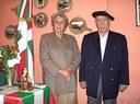Arantzazuko Ama Birjina jargiratu dute Argentinako Ayacuchon, bertako Euskal Odola Euskal Etxean