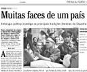 Fabio Aristimunhoren euskal, katalan, galiziar eta espainiar poesia liburuez artikulua argitaratu du O Globok