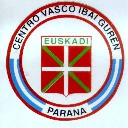 Paraná-ko Ibai Guren Euskal Etxearen logoa