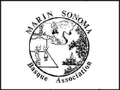 Marin-Sonomako Euskal Etxearen logoa