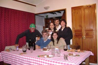 Duraknoko Euskal Etxearen bazkideak (Argazkia picasaweb.google.com)