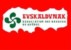 Quebec-eko Euskaldunak elkartearen logoa