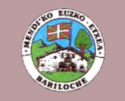 Barilocheko Mendi'ko Euzko Etxearen logoa