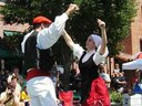 In Boise, Idaho (USA), Oinkari Basque Dancers get ready for a new year, and new members are preparing to start