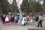 Puerto Madrynen euskaldunak mugiarazi eta euskal etxe berria bultzatzen ari den taldeak antolatutako San Migel jaia, 2008ko irailean