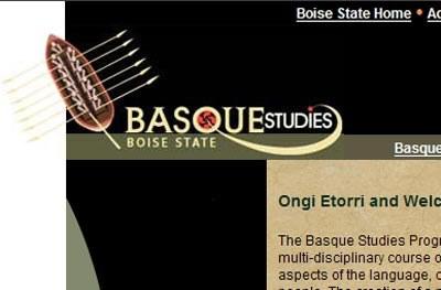 Universidad de Idaho (BSU) busca un historiador para el puesto de Director de su Centro de Estudios Vascos