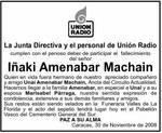 Iñaki Amenabar Machain