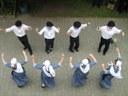 El Grupo de Danzas del Centro Navarro de Chile celebró sus 5 años de vida en la fiesta de San Francisco Javier