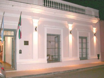 Centro Vasco Euskal Etxea de San Nicolás