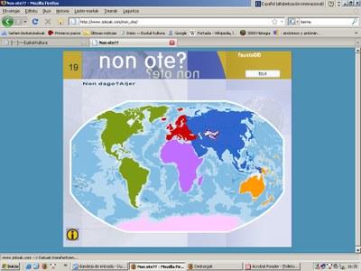 Jokoak.com, sitio web para el entretenimiento en euskara en internet