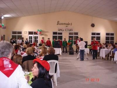Fiesta de Aniversario de la fundación de la euskal etxea de Viedma y Patagones