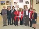 El CV de Comodoro Rivadavia celebró su 86 aniversario con la muestra 'Instrumentos y Caseríos Vascos'