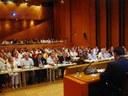 La lectura de conclusiones pondrá fin esta mañana en Bilbao al IV Congreso Mundial de Colectividades Vascas