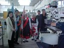 El Gobierno Vasco dona una máquina fresadora a la Escuela Técnica Nº1 de Las Flores (Argentina)