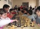 Jóvenes ajedrecistas de Paraná compitieron en el torneo organizado por la Asociación Vasca 'Urrundik'