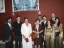 El CV de Villa Mercedes participó del homenaje a dos docentes mercedinos con un recital de cantos vascos