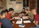 Los vascos de Quebec aprenden euskera de la mano de Euskaldunak EE y la traductora Aiora Jaka
