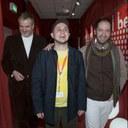 El film euskaldun 'Ander' ha ganado el premio de Arte y Ensayo de la Berlinale 2009