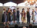 A 'pastoral', theatrical play from Xiberoa, was performed in San Francisco, in memory of aita Tillous