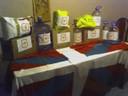 Donación de Eusko Etxea de San Juan, Argentina