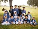 Chino, California Xori Ttipiak dance group