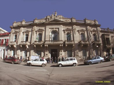 Town Hall of Mercedes