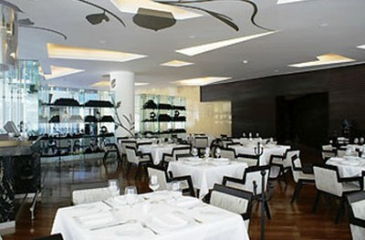 Xaac restaurant of Mexico City