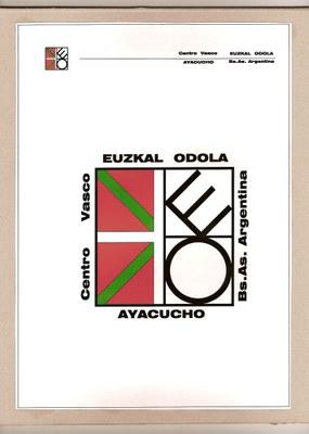 Logo of the Euskal Odola Basque Club of Ayacucho