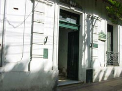 The Gure Etxea headquarters before the kl