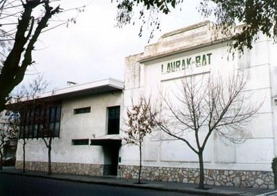 Union Vasca building in Bahia Blanca